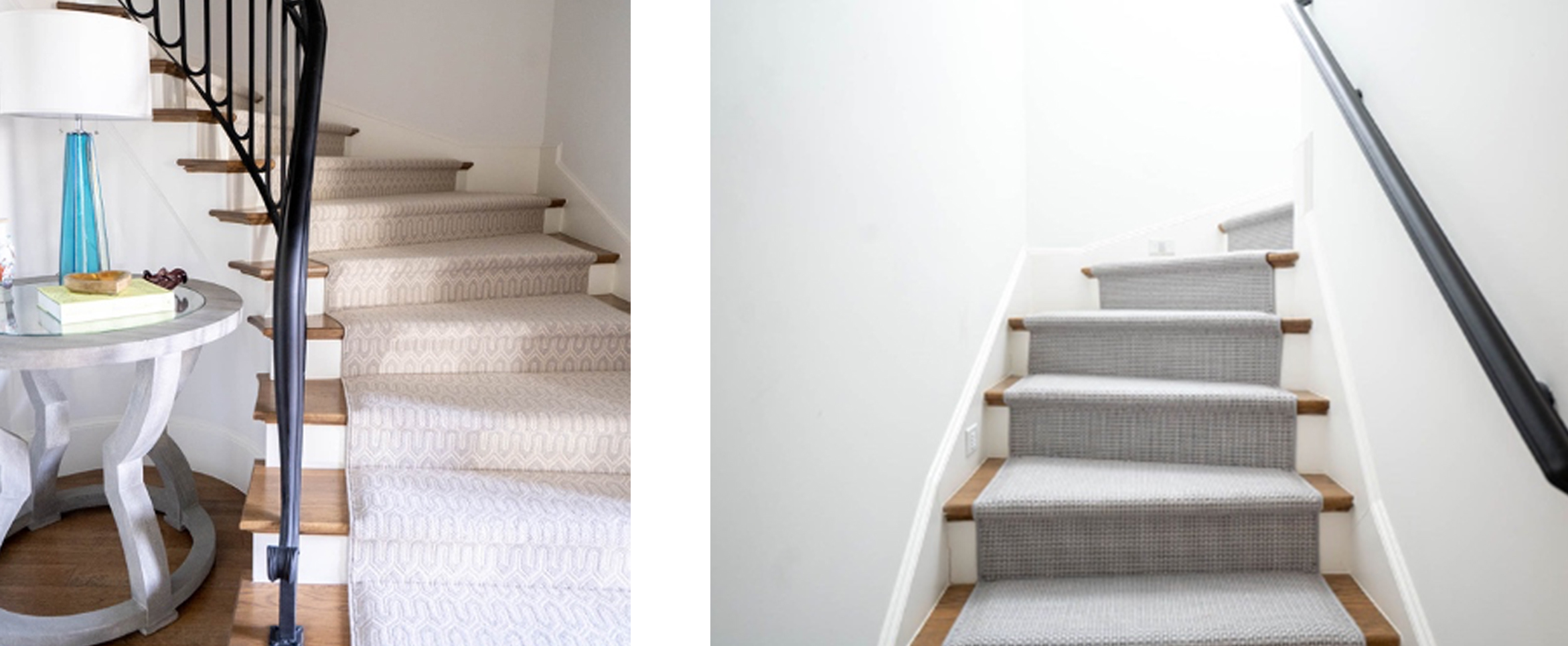 Floor Covered Stairs